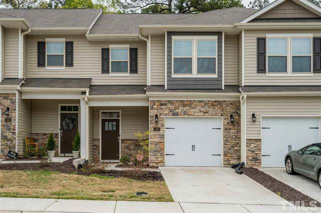 1105 Longitude Drive, Durham, NC 27713 (MLS #2378542) :: On Point Realty