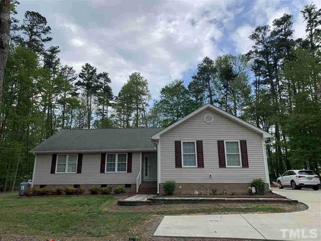 2023 Antioch Church Road, Timberlake, NC 27583 (#2378550) :: Dogwood Properties