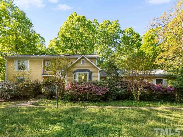 107 Mel Oaks Drive, Chapel Hill, NC 27516 (#2378610) :: Raleigh Cary Realty