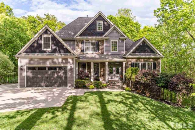 445 Ridge Springs Drive, Chapel Hill, NC 27516 (#2378612) :: Raleigh Cary Realty