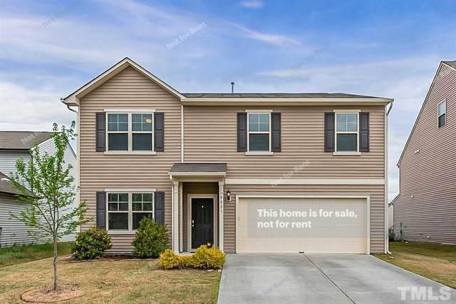 8021 Hartham Park Avenue, Raleigh, NC 27616 (#2378639) :: Triangle Top Choice Realty, LLC