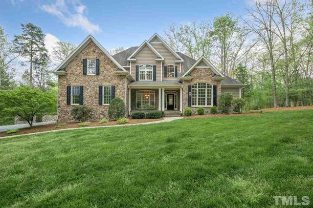 55 Chickadee Trail, Pittsboro, NC 27312 (#2378641) :: Choice Residential Real Estate