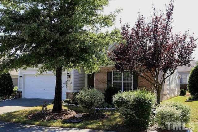 107 Dowington Lane, Cary, NC 27519 (#2378654) :: Rachel Kendall Team