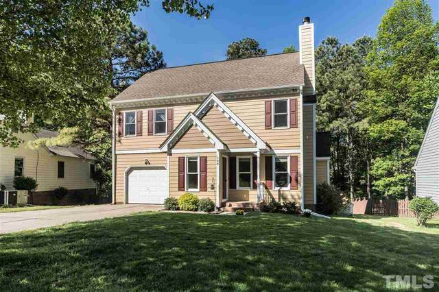 106 Thamesford Way, Cary, NC 27513 (MLS #2378658) :: The Oceanaire Realty