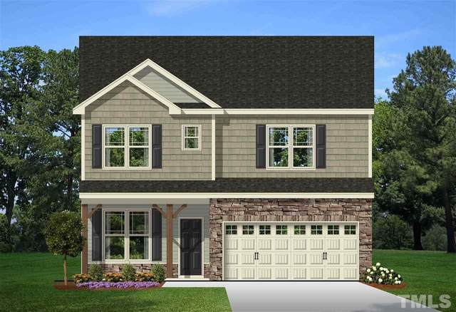 348 Whispering Wind Way #74, Wake Forest, NC 27587 (#2378664) :: Steve Gunter Team