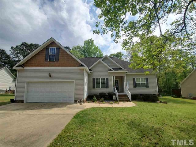111 Green Way, Four Oaks, NC 27524 (#2378673) :: The Perry Group