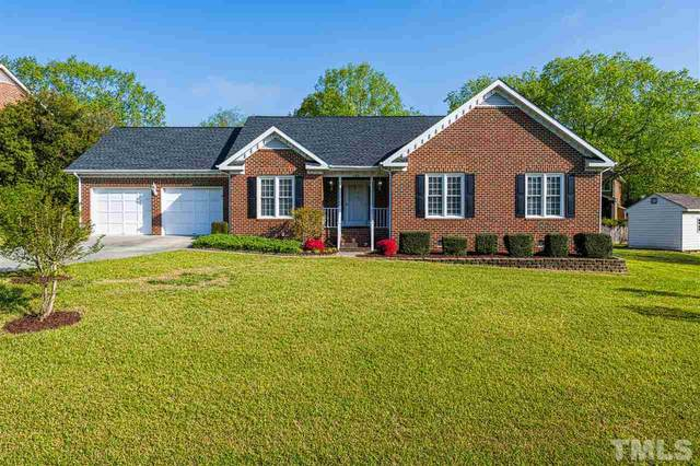509 Oldwyck Drive, Fuquay Varina, NC 27526 (#2378676) :: The Perry Group