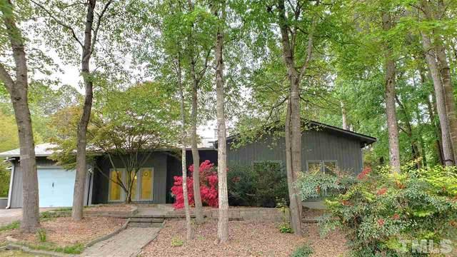 14 Burnwood Place NW, Chapel Hill, NC 27517 (#2378684) :: Kim Mann Team