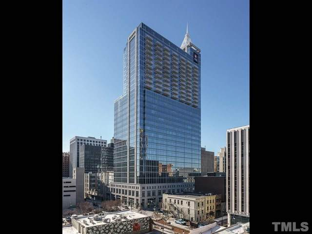 301 Fayetteville Street #3003, Raleigh, NC 27601 (#2378735) :: The Perry Group