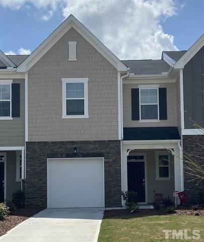 157 Hunston Drive, Holly Springs, NC 27540 (#2378736) :: Triangle Top Choice Realty, LLC