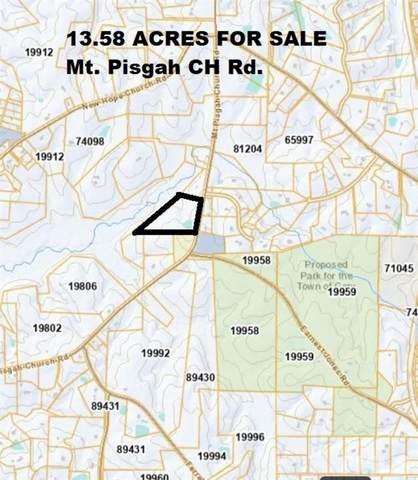 0 Mt Pisgah Church Road, Apex, NC 27523 (#2378746) :: Triangle Top Choice Realty, LLC
