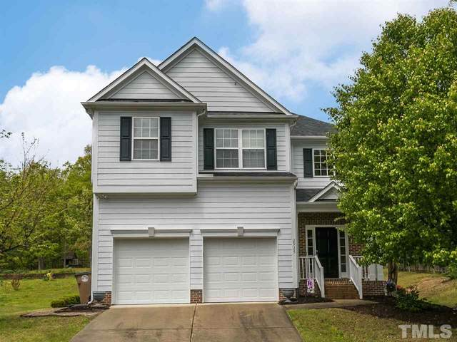 2925 Carriage Meadows, Wake Forest, NC 27587 (#2378747) :: Raleigh Cary Realty