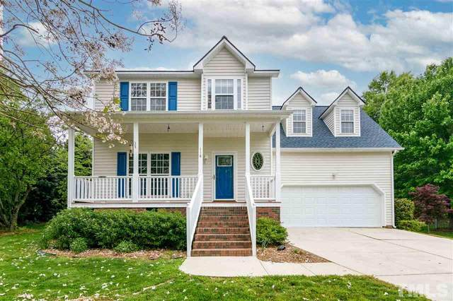 118 Allie Drive, Garner, NC 27529 (#2378760) :: RE/MAX Real Estate Service