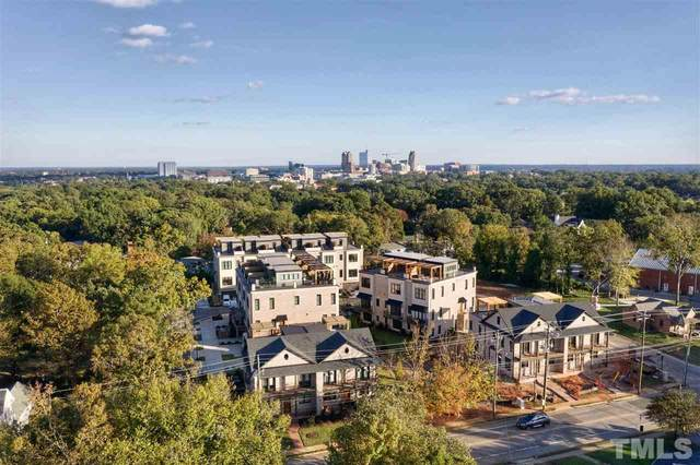 2121 Cameron Manor Way #105, Raleigh, NC 27605 (#2378763) :: The Rodney Carroll Team with Hometowne Realty