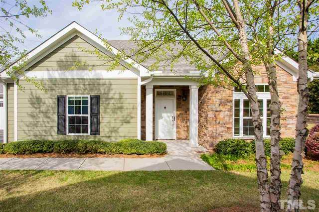 1503 Orchard Villas Avenue #1503, Apex, NC 27502 (#2378815) :: Southern Realty Group