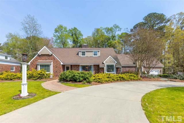 1700 Chelsea Drive NW, Wilson, NC 27896 (#2378834) :: Real Estate By Design