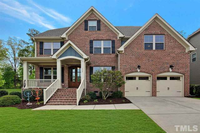 132 Brushy Lake Way, Cary, NC 27513 (#2378840) :: RE/MAX Real Estate Service