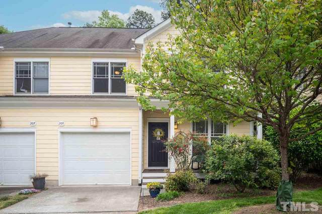 209 Bluefield Road, Chapel Hill, NC 27517 (#2378867) :: Raleigh Cary Realty