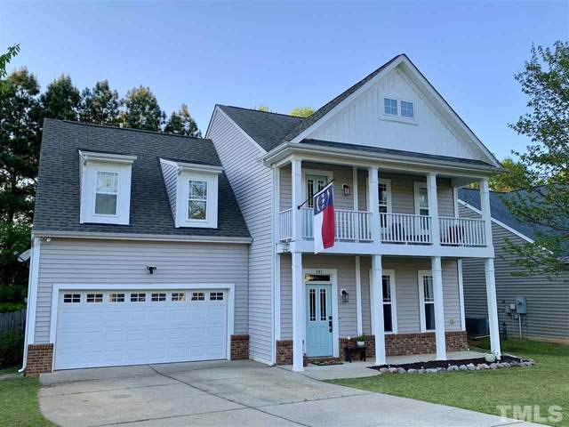 141 Pearson Place, Clayton, NC 27527 (MLS #2378873) :: The Oceanaire Realty