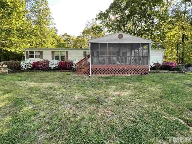1551 Flem Clayton Road, Roxboro, NC 27574 (#2378881) :: Dogwood Properties
