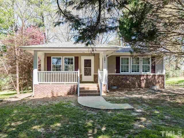 1201 J R Drive, Garner, NC 27529 (#2378916) :: Dogwood Properties