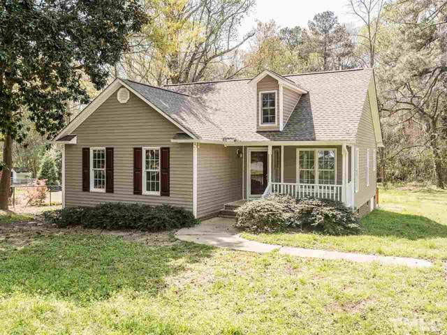 202 S West Street, Fuquay Varina, NC 27526 (#2378918) :: Dogwood Properties