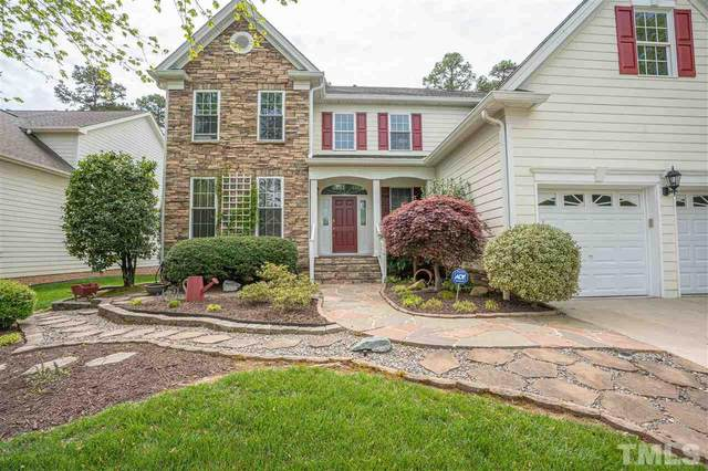 9136 Palm Bay Circle, Raleigh, NC 27617 (#2378919) :: Real Estate By Design