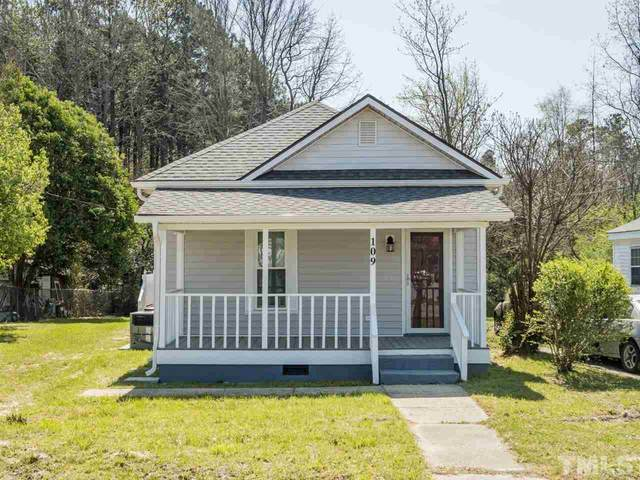 109 W Barbee Street, Zebulon, NC 27597 (#2378921) :: Marti Hampton Team brokered by eXp Realty