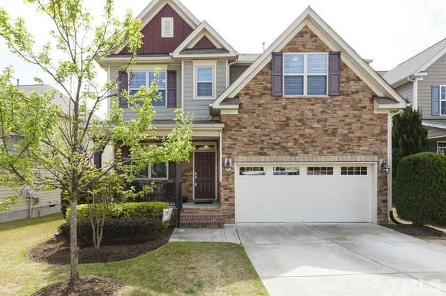725 Blossom Bay Lane, Apex, NC 27523 (#2378928) :: Choice Residential Real Estate