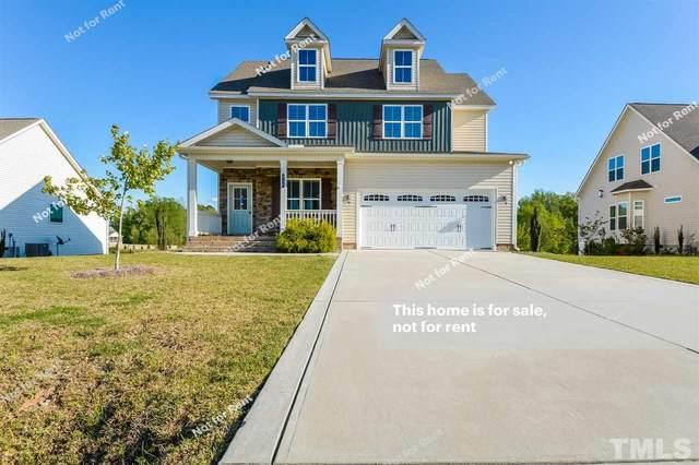 315 Avery Pond Drive, Fuquay Varina, NC 27526 (#2378934) :: Dogwood Properties