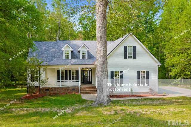 220 George Wilton Drive, Clayton, NC 27520 (#2378954) :: Marti Hampton Team brokered by eXp Realty