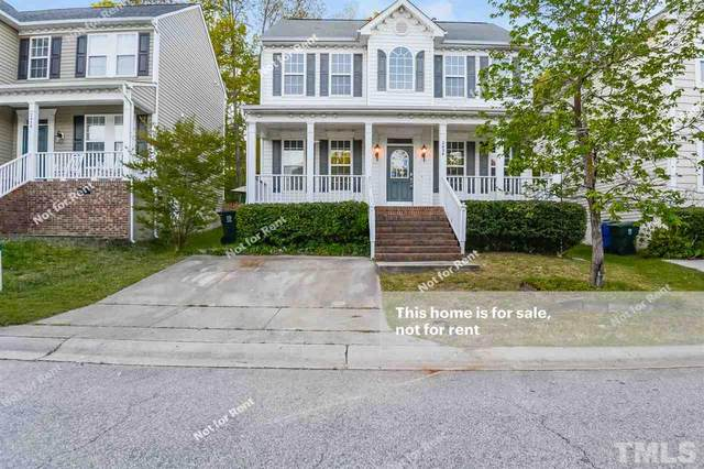 2424 Sapphire Valley Drive, Raleigh, NC 27604 (#2378957) :: Marti Hampton Team brokered by eXp Realty