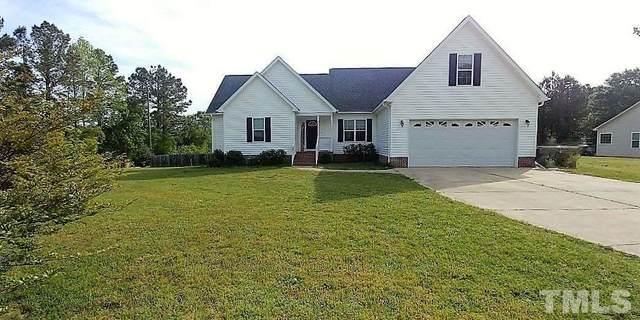 29 Foxhound Court, Benson, NC 27504 (#2378959) :: Dogwood Properties