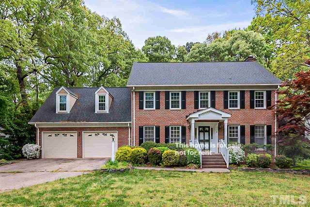 1804 Snow Wind Drive, Raleigh, NC 27615 (#2378966) :: Real Estate By Design