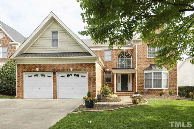 9109 Palm Bay Circle, Raleigh, NC 27617 (#2378967) :: Dogwood Properties