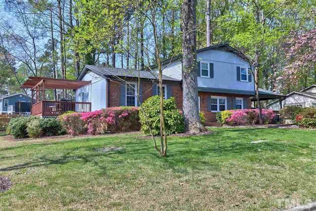 801 Roanoke Drive, Cary, NC 27513 (#2378972) :: Steve Gunter Team
