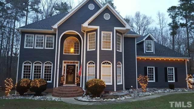 378 Forest Oaks Drive, Clayton, NC 27527 (#2378984) :: Rachel Kendall Team