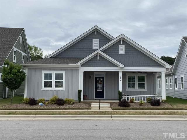132 Village Walk Drive, Clayton, NC 27527 (#2378992) :: Steve Gunter Team