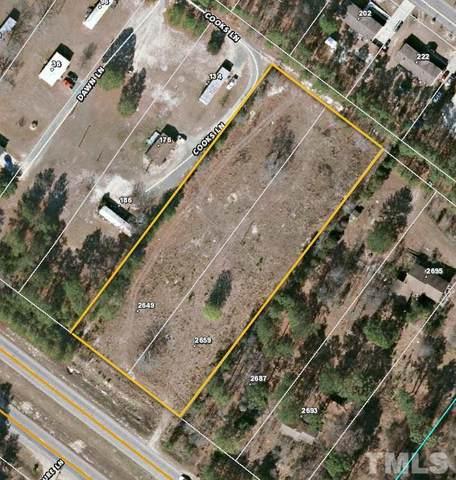 2649 S Nc 24 87 Highway, Cameron, NC 28326 (#2378997) :: Dogwood Properties