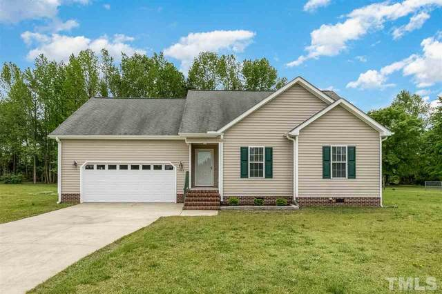 195 Gurley Dairy Road, Pikeville, NC 27863 (#2379008) :: Dogwood Properties