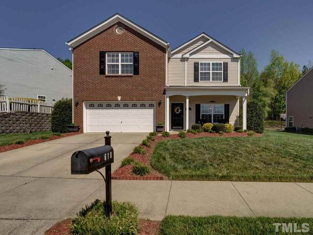 618 Twain Town Drive, Knightdale, NC 27545 (#2379015) :: RE/MAX Real Estate Service
