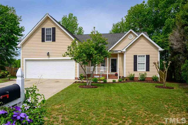 1702 Brashear Court, Apex, NC 27523 (#2379017) :: Dogwood Properties