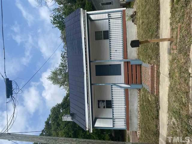 250 E Raleigh Boulevard, Rocky Mount, NC 27801 (#2379033) :: Steve Gunter Team