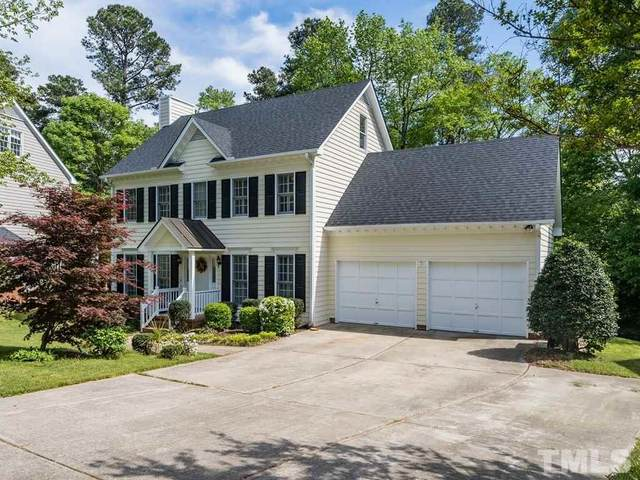 305 Rose Valley Woods Drive, Cary, NC 27513 (#2379063) :: The Perry Group
