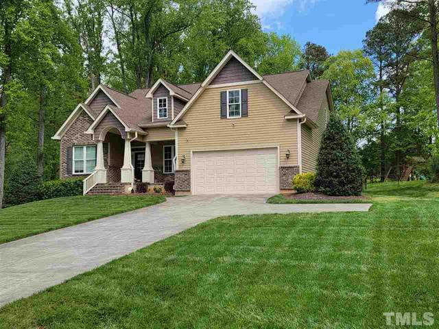 1616 Carriage Drive, Franklinton, NC 27525 (#2379078) :: Steve Gunter Team
