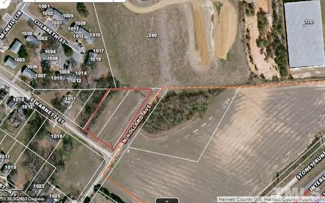 E Harnett Street, Dunn, NC 28334 (#2379081) :: Steve Gunter Team