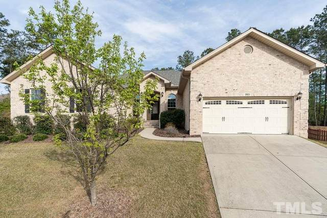 263 Windy Creek Drive, Willow Spring(s), NC 27592 (#2379095) :: Rachel Kendall Team