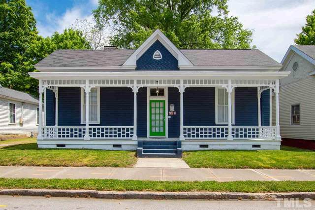 209 S Swain Street, Raleigh, NC 27601 (MLS #2379126) :: The Oceanaire Realty