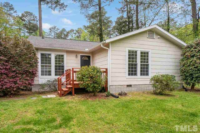 49 Red Pine Road, Chapel Hill, NC 27516 (#2379127) :: The Perry Group