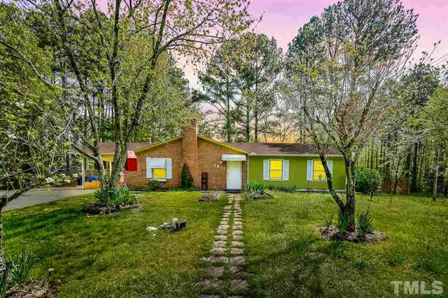 3802 Ruggles Street, Durham, NC 27704 (#2379149) :: The Perry Group